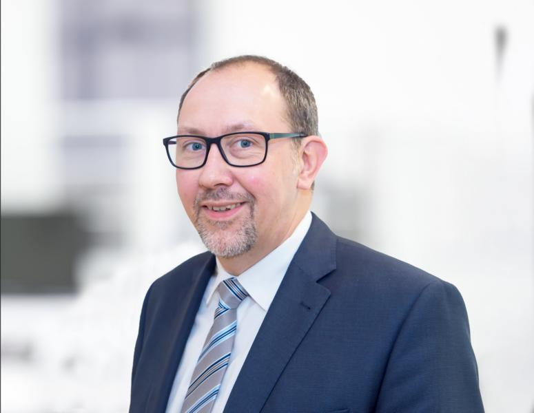 Prof. Dr.-Ing Stefan Roth