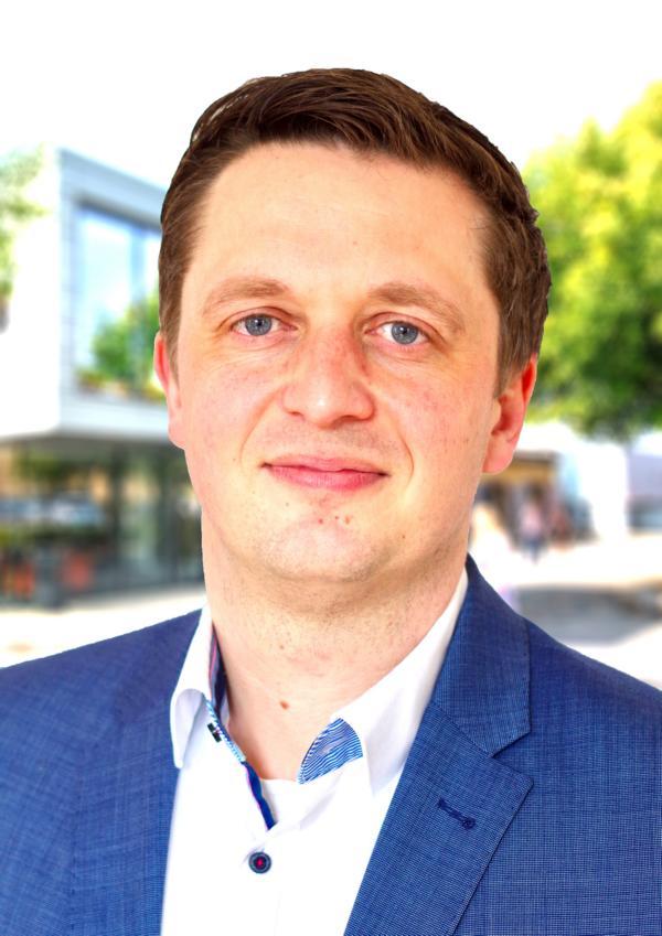 Prof. Dr. rer. nat. Markus Susoff